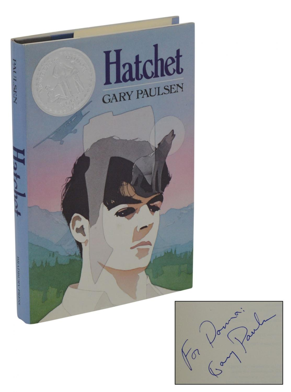 Hatchet By Paulsen Gary Bradbury Press New York