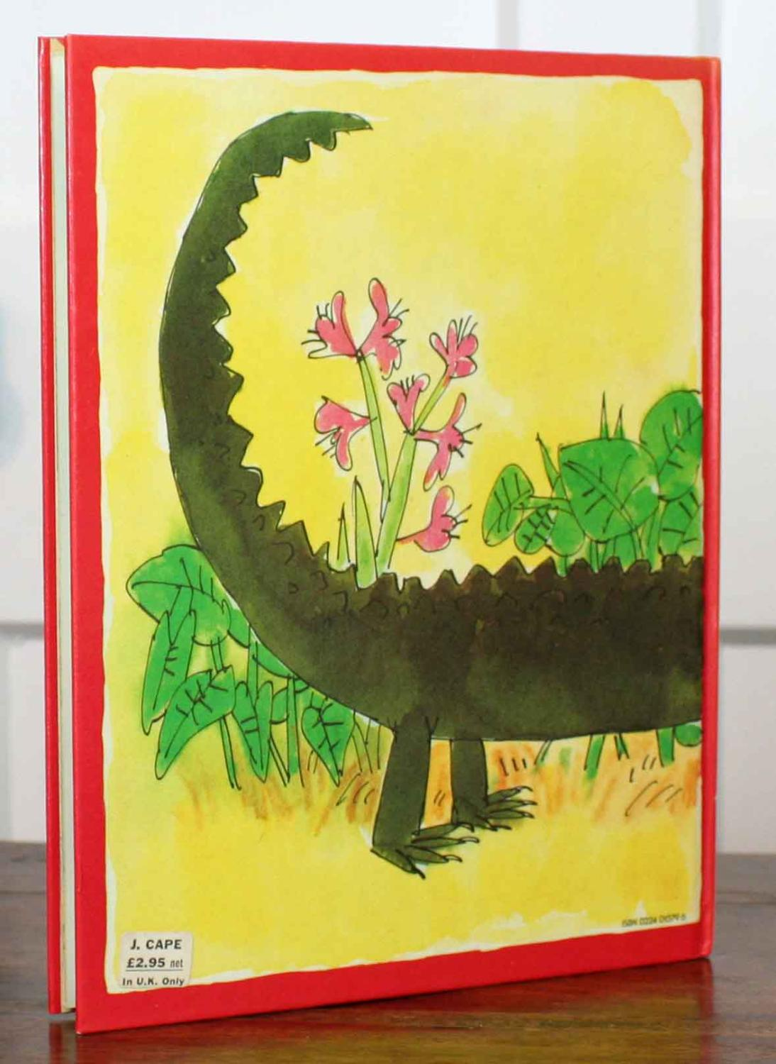 The Enormous Crocodile First Printing With Signed Quentin
