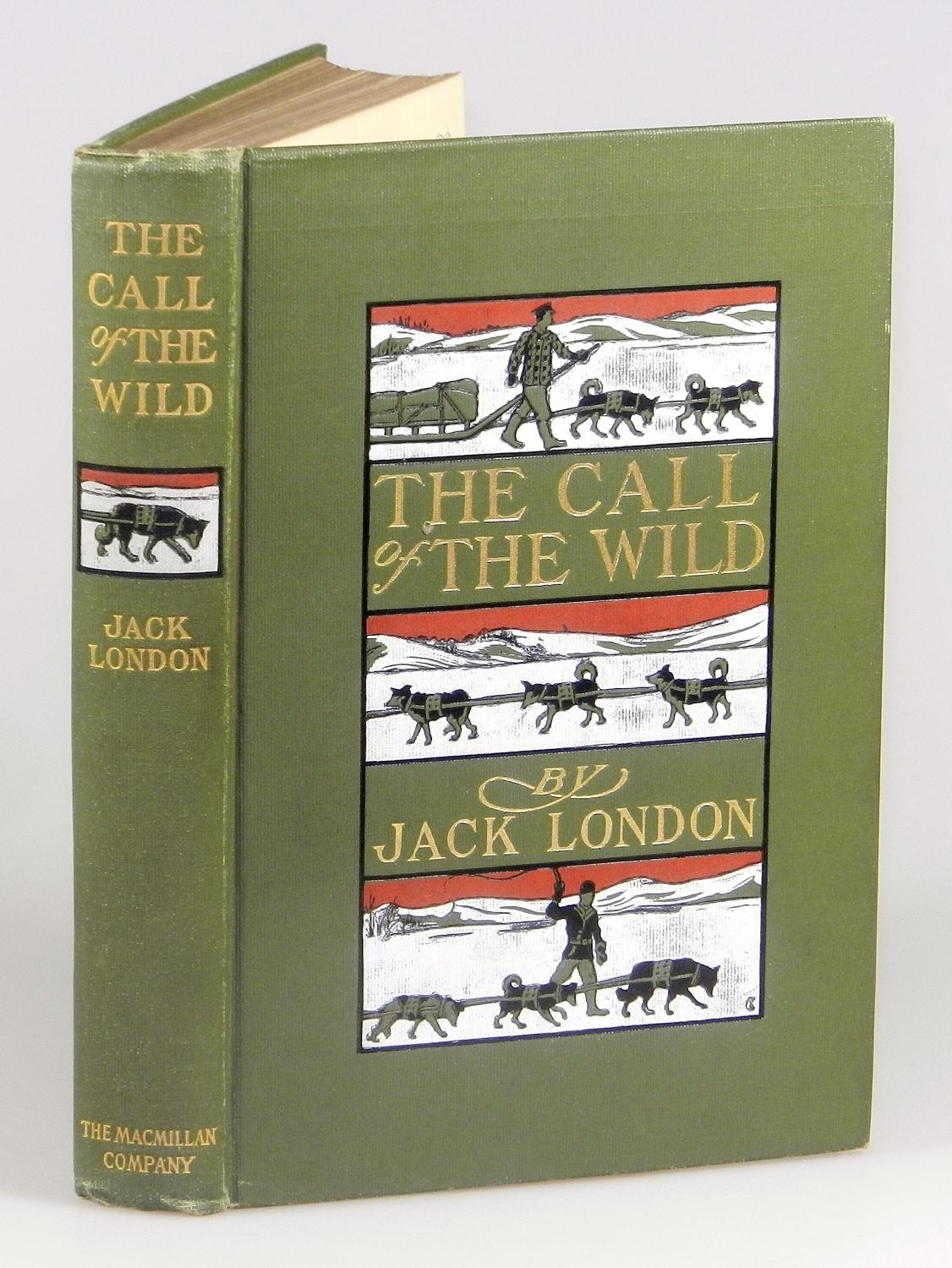 The Call Of The Wild By Jack London The Macmillan Company