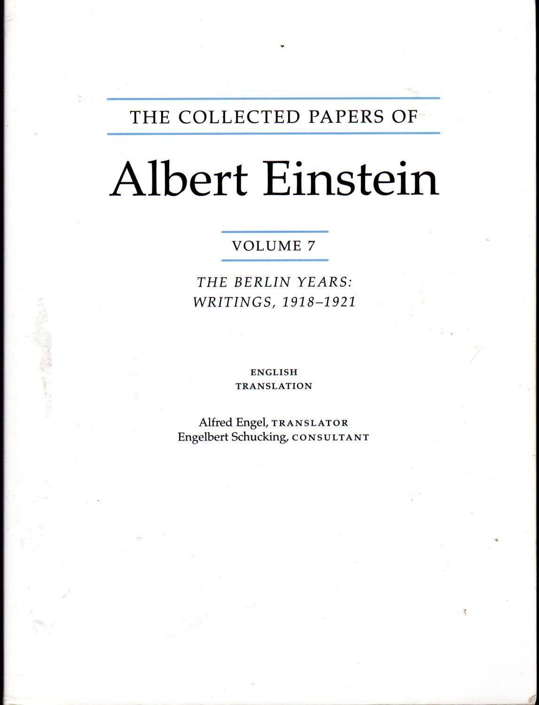 Albert Einstein Equations List