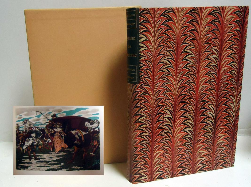 Cyrano De Bergerac By Rostand Edmund Heritage Press