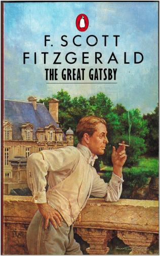 The Great Gatsby by F. Scott Fitzgerald: VERY GOOD Mass Market ...