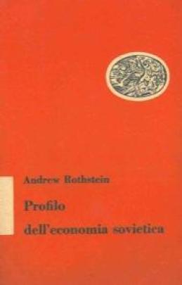 Image result for Andrew Rothstein - Profilo dell'economia sovietica