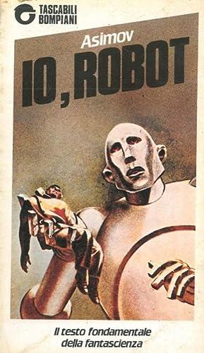 Io Robot Copertina Bompiani Tascabili