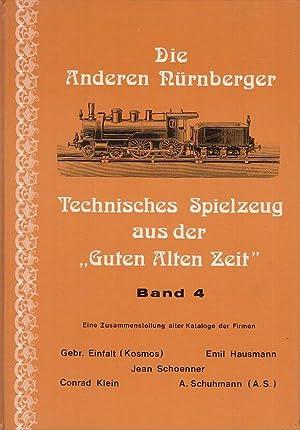 Die anderen Nürnberger : Technisches Spielzeug aus der