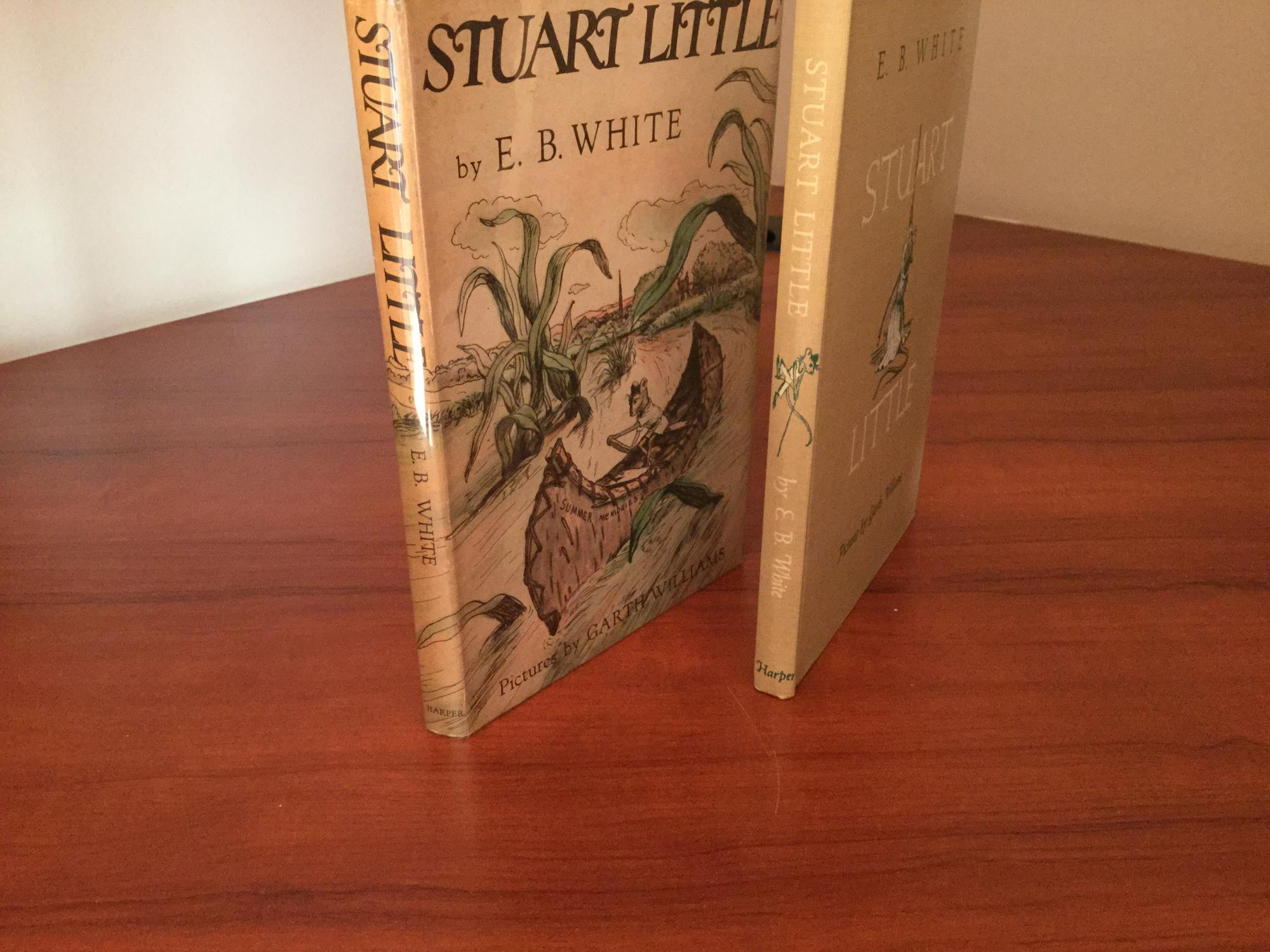 Stuart Little By E B White Harper Amp Brothers Publishers