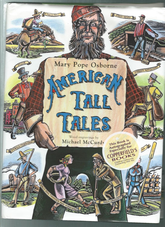 American Tall Tales By Osborne Mary Pope Illust