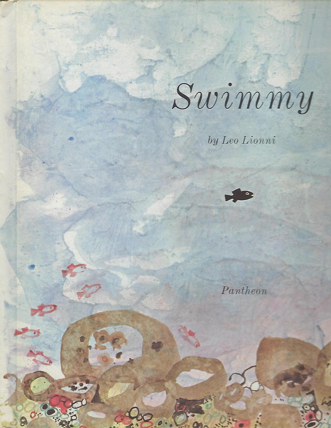 Swimmy By Lionni Leo Pantheon New York Hardcover First
