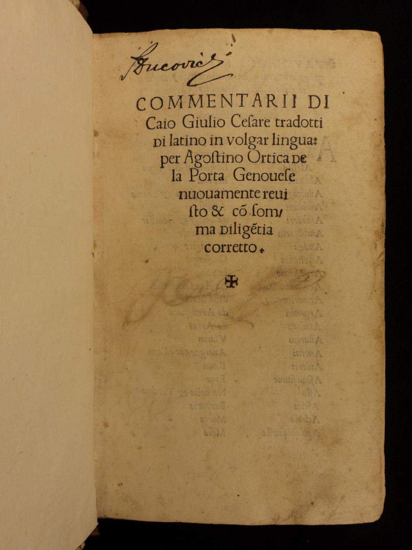 Julius Caesar War Commentaries Rome Gaul Military