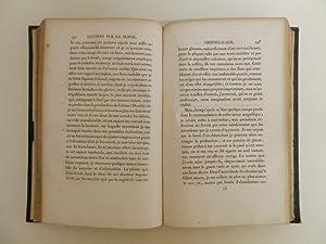 Lettres sur quelques cantons de la Suisse ecrites en 1819 ...