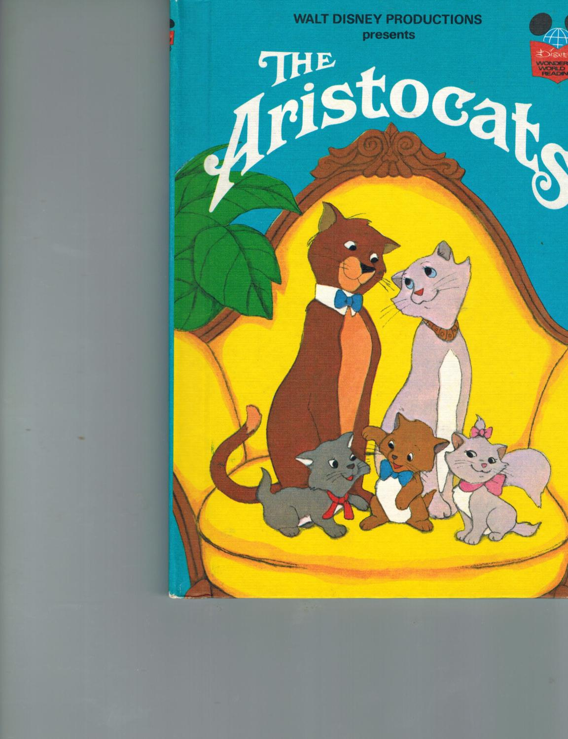 Walt Disney Productions Presents The Aristocats Disney S