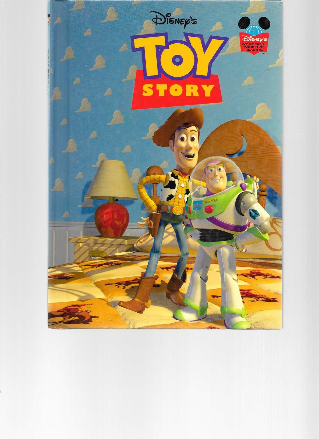Disney S Toy Story Disney S Wonderful World Of Reading