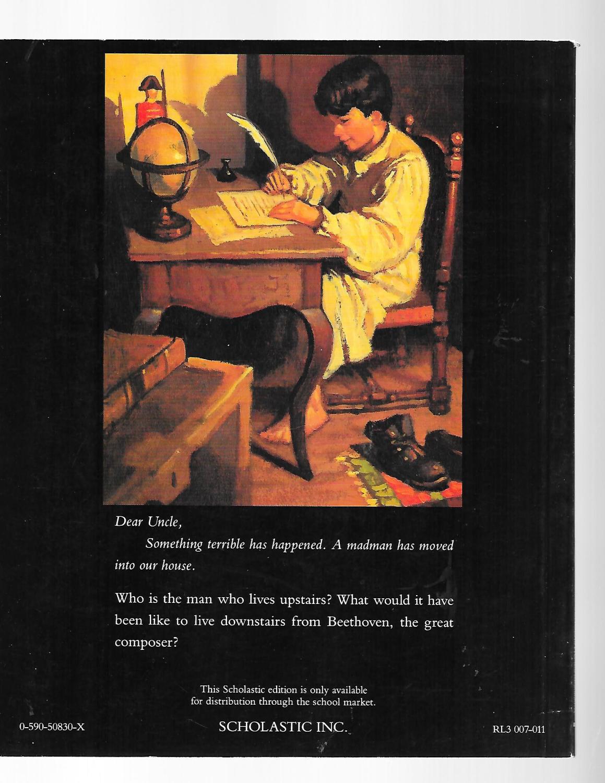 Beethoven Lives Upstairs By Barbara Nichol Scholastic