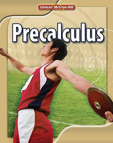 Glencoe Precalculus Student Edition By Glencoe Mcgraw Hill