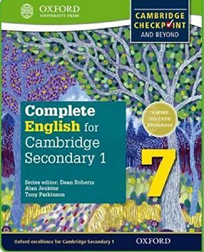 نتيجة بحث الصور عن ‪complete english for cambridge secondary one‬‏