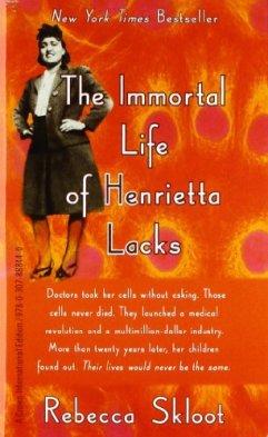Image result for henrietta lacks book
