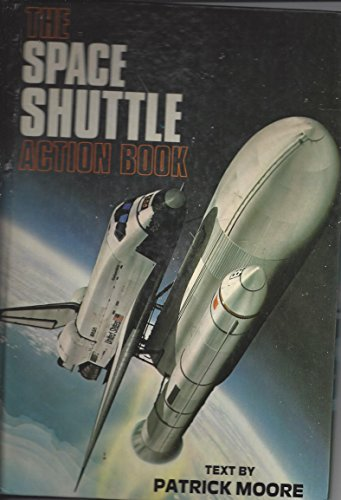 The Space Shuttle Action Book Pop Up Book by Vic Duppa