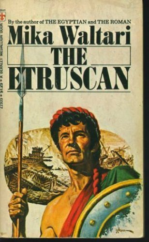 Image result for the etruscan waltari