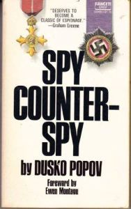 Spy Counterspy by Popov   AbeBooks Spy Counterspy  Dusko Popov