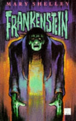 Frankenstein by Mary Shelley   AbeBooks Frankenstein  Bull s eye   Shelley  Mary Wollstonecraft