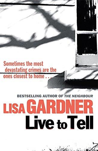 Live to Tell: Gardner, Lisa