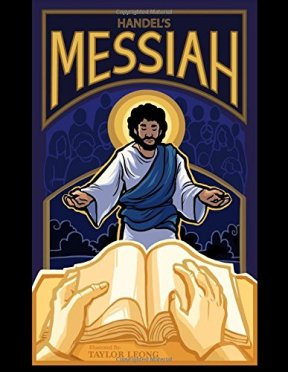 Handel's Messiah Coloring Book