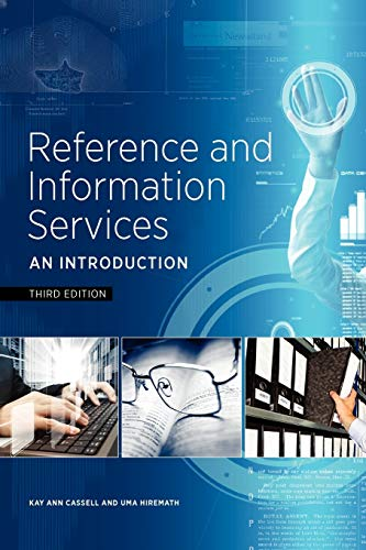 9781555708597: Reference and Information Services: An ...