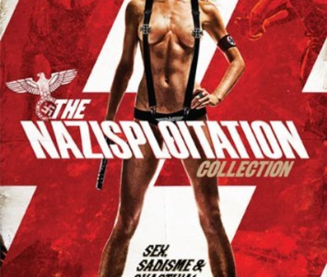 9786663332399 The Nazisploitation Collection Ss Camp 5 Womens Hell Ss Experiment Love Camp