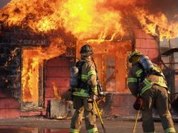 The number of firefighter injuries decreased in 2011