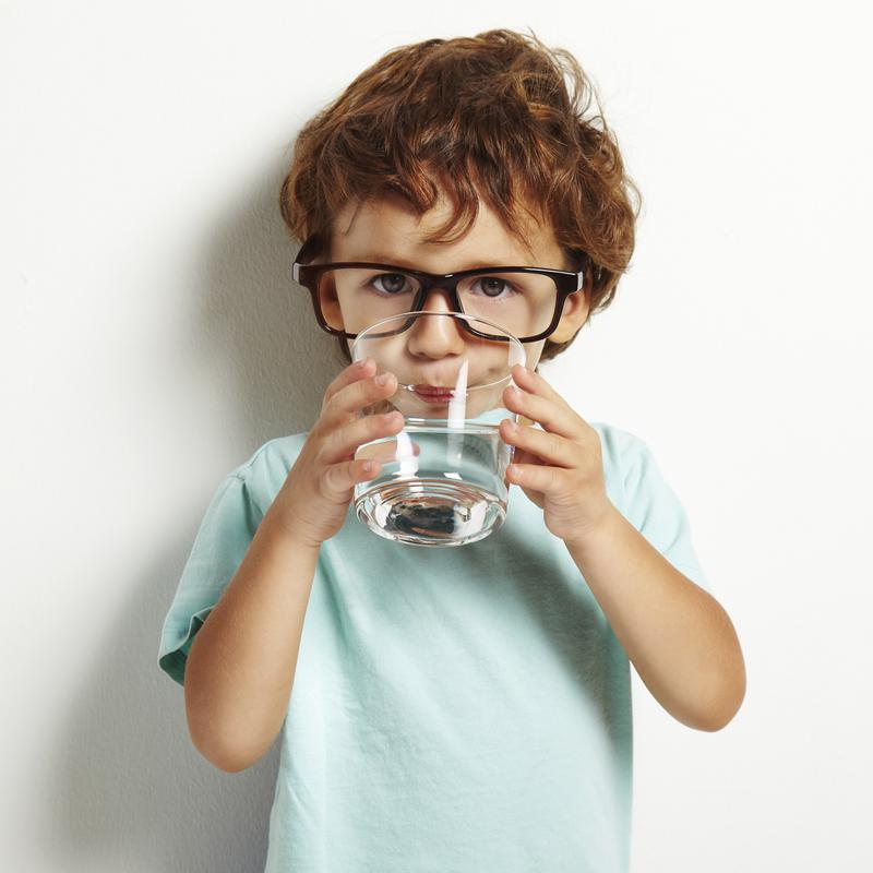 Make sure water breaks are a part of your kids' summer play schedule.
