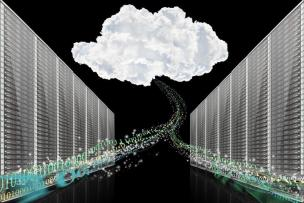 Hybrid clouds are expected to become popular in 2015.