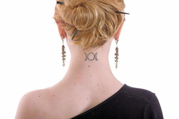 Visible tattoos, especially those on the neck, may be more of a red flag than hidden ones.