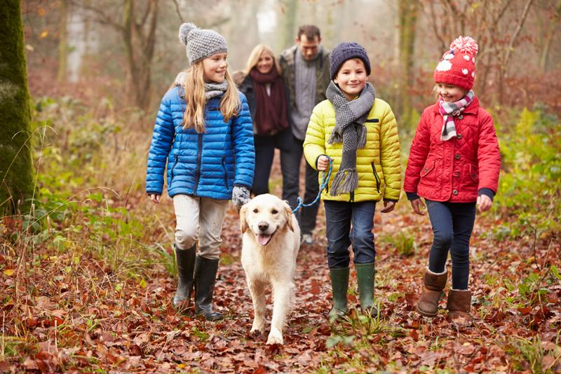 Winter is a great time to enjoy the great outdoors.