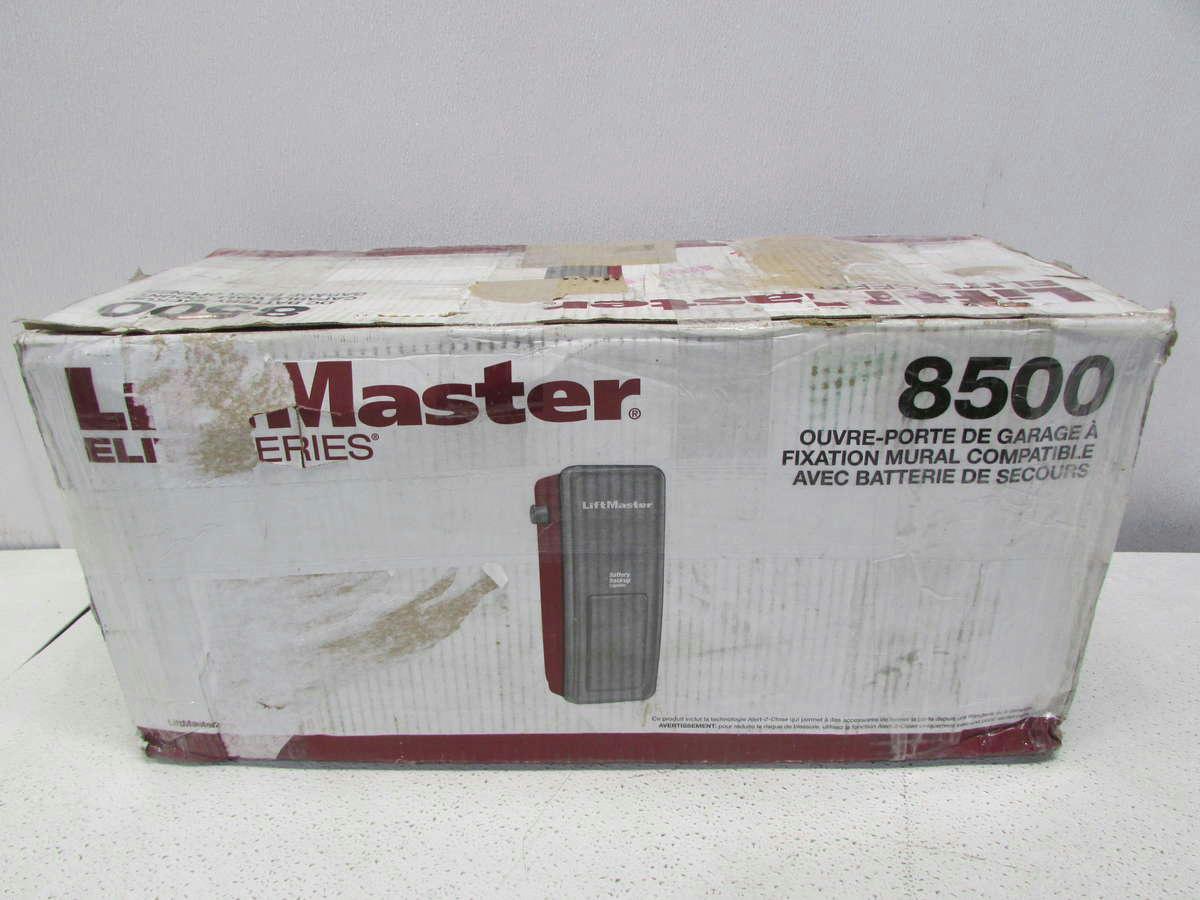 LiftMaster 8500 Wall Mount Garage Door Opener for sale ... on Liftmaster Wall Mount  id=55508