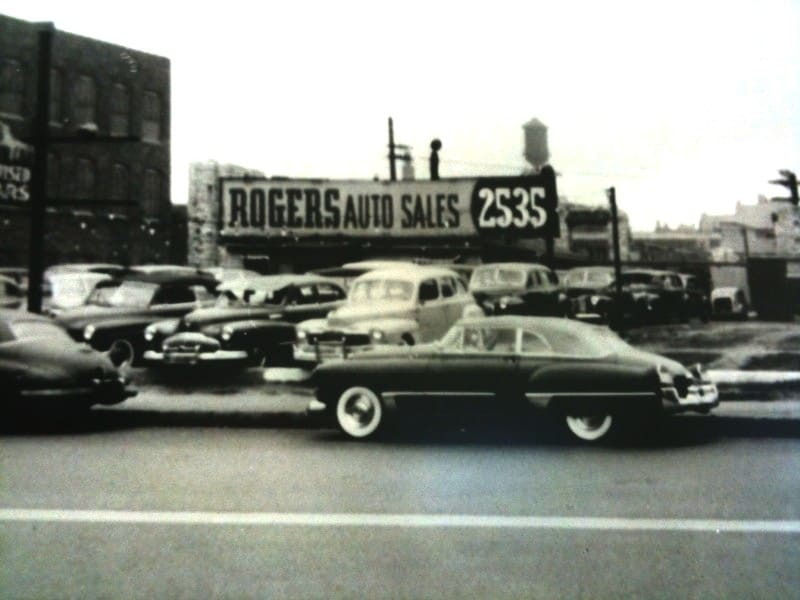 Rogers Auto Sales Chicago
