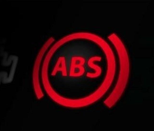 Audi A Red Dashboard Symbols