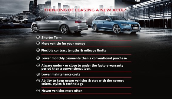 Finding a car using cargurus lets you car shop online. Benefits Of Buying Vs Leasing A New Audi Car Audi Kirkwood