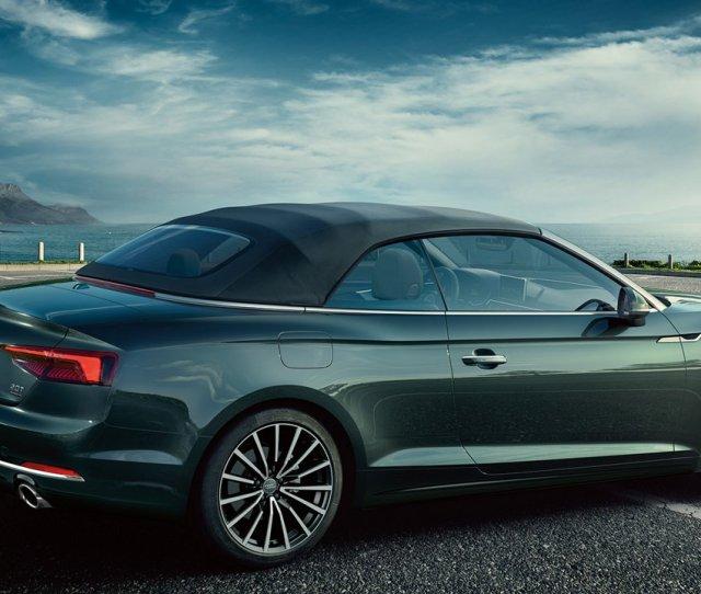 Audi A Cabriolet Details