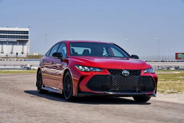 The Toyota Avalon is bigger and plusher than the Camry. But it's also more expensive.