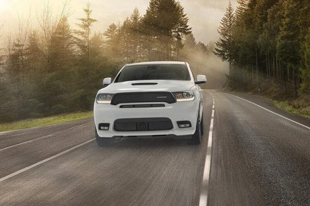 The Dodge Durango is the poster child for configuration bandwidth among three-row SUVs.