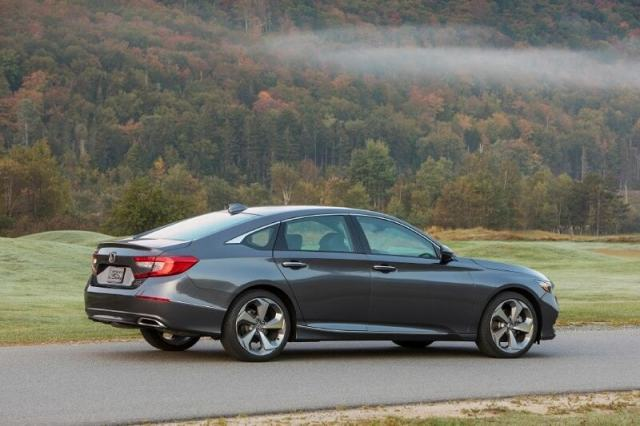 The Honda Accord is a best seller for a reason. It's a fantastic car and a great value.