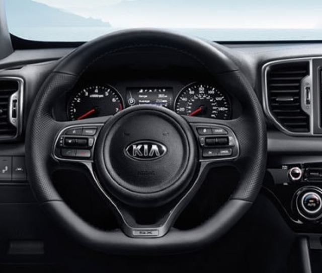 Whats New For The  Kia Sportage