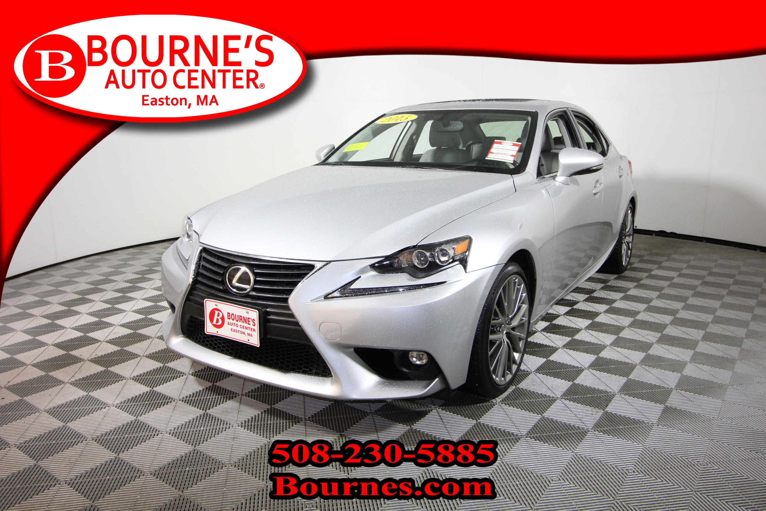 Used 2015 LEXUS IS 250 For Sale