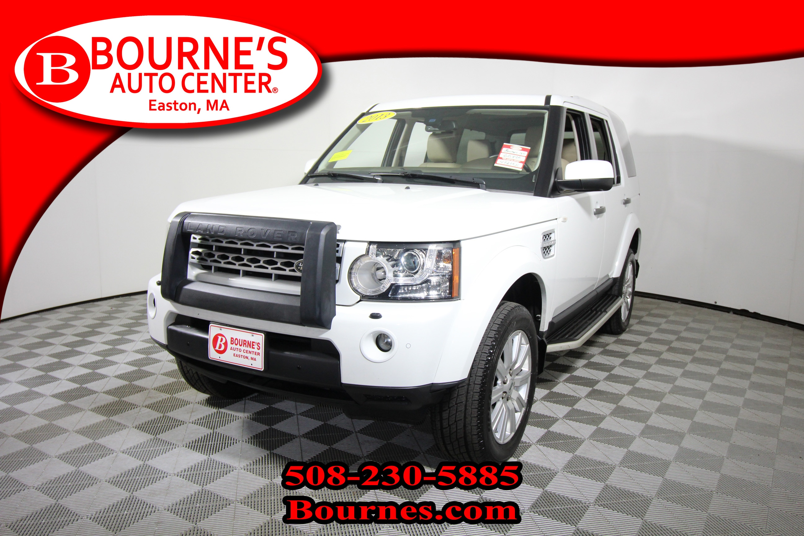 Used 2013 Land Rover LR4 For Sale