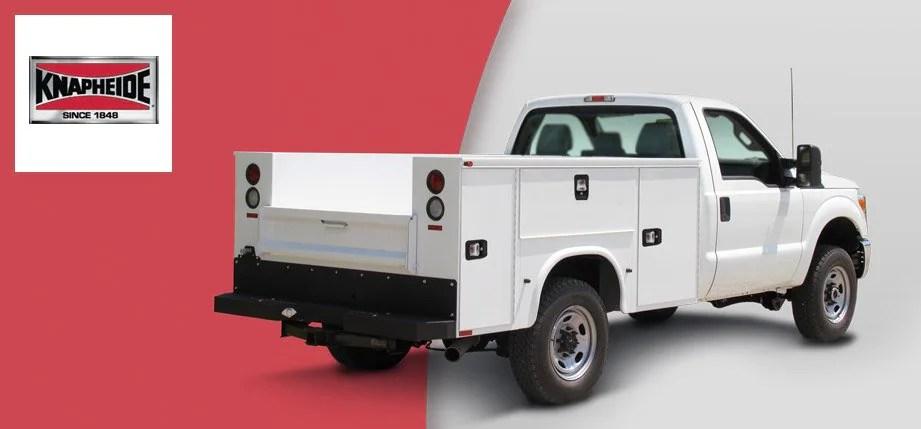 Knapheide Service Body Trucks In Houston TX