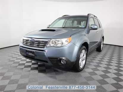 used 2010 subaru forester 2 5xt limited