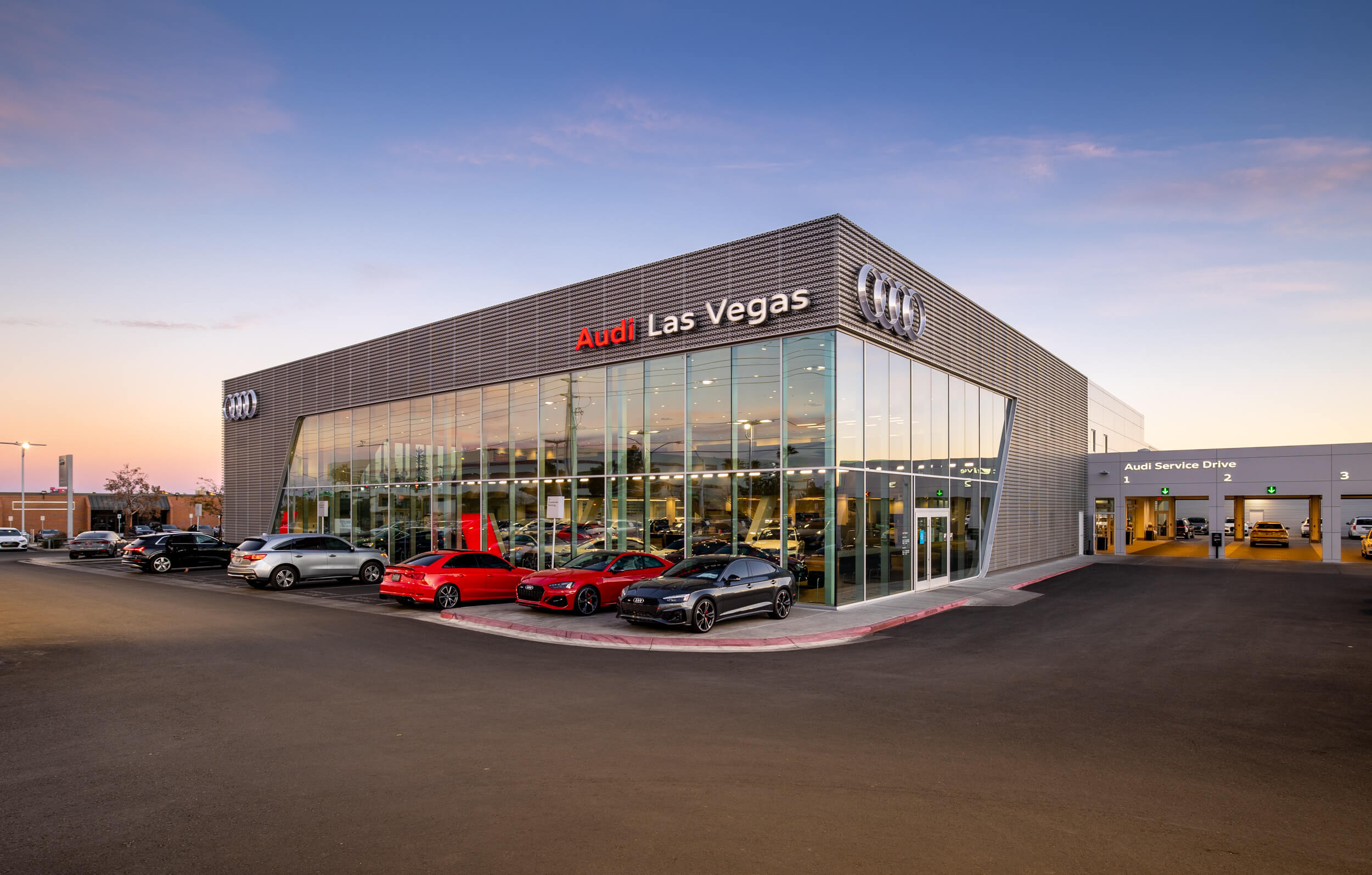 With the right licenses and a little luck, you can find a car dealership for sale that you can turn into a highly successful business. Audi Las Vegas Your Premier Las Vegas Audi Dealership