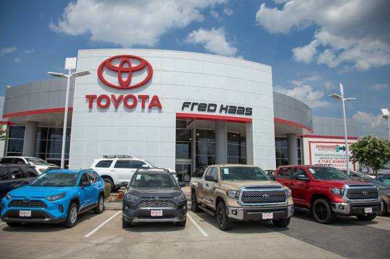 As the nation's fourth largest city, houston has many options for visitors to stay busy and find plenty of fun things to do (with a map). Toyota Dealer Near Houston Tx Fred Haas Toyota World