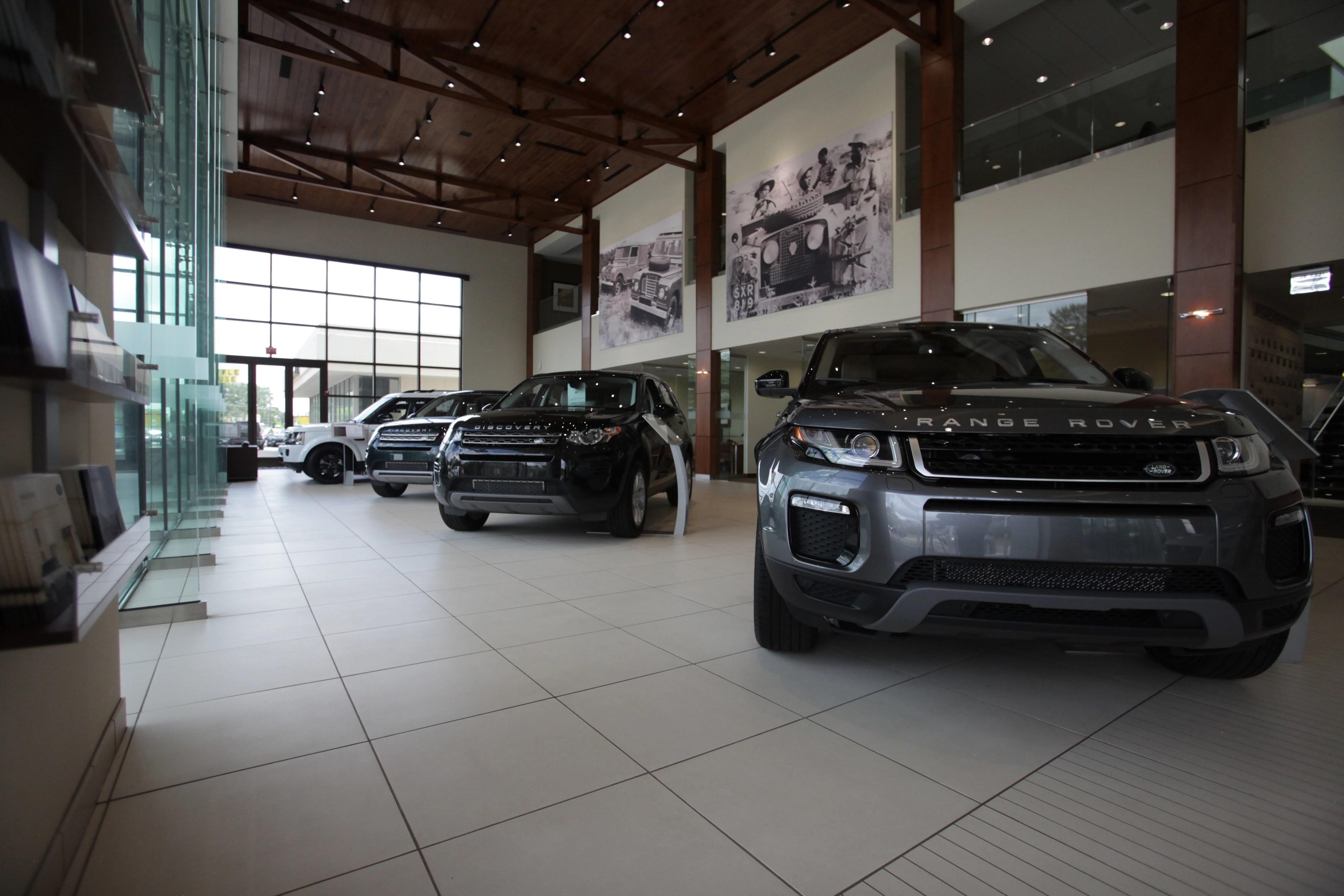 Land Rover Buckhead