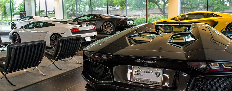 Image result for lamborghini latest model show room